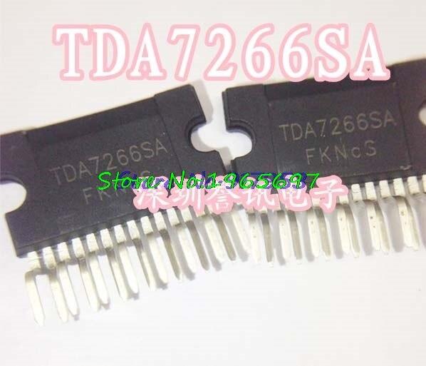 5 pçs/lote TDA7266SA TDA7266 ZIP-15 novo original Em Estoque