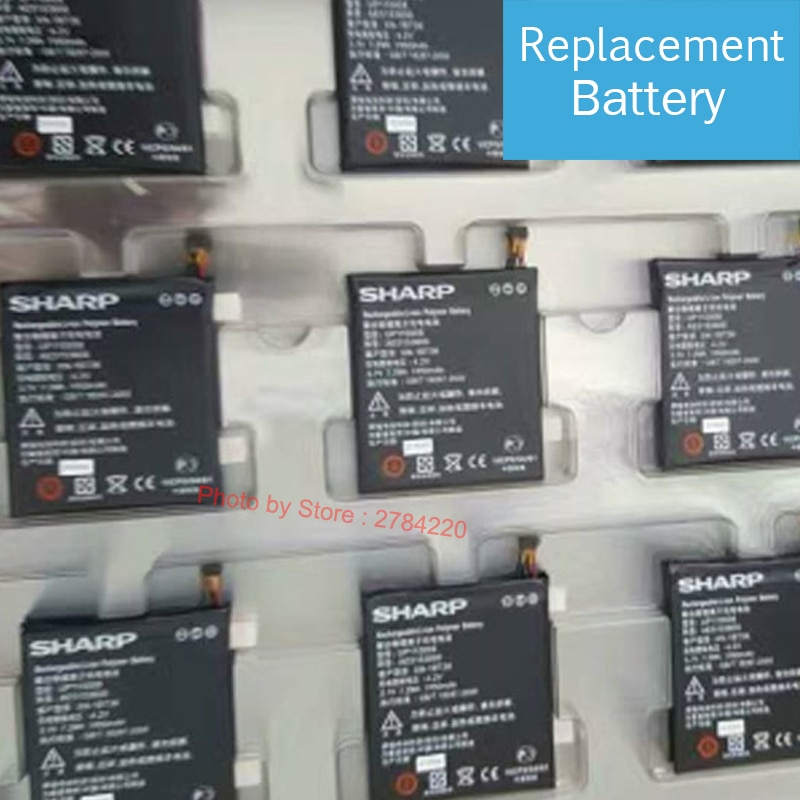 1950 mAh New UP110008 Replacement Battery For SH530U UP110008 Bateria Batterie Mobile Phone Batteries enlarge