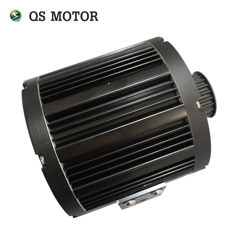 11.11 QS MOTOR 3000W 138 70H mid drive motor with EM150S controller max speed 100kph for electric scooter Z6 enlarge