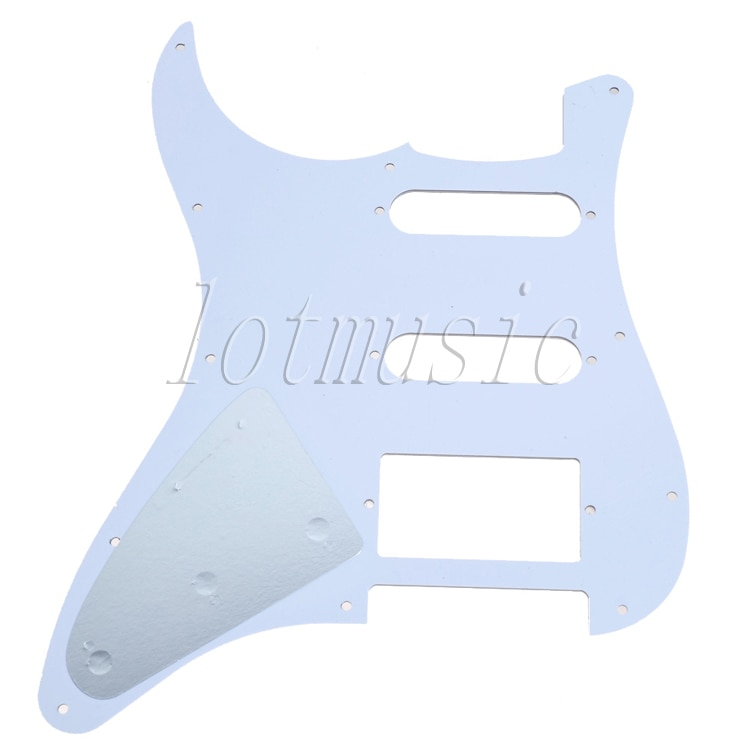 2PCS Cinnamon Pearl SSH Electric Guitar Pickguard For Electric Strat Style Replacement enlarge