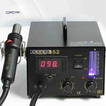 ZJMZYM Digital Electronic Repair Tools 852 Desoldering Station Temperature Hot Air Gun Soldering Station 220v / 110v 23L / min