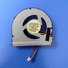 Yeni laptop için CPU Fan DELL Inspiron 14Z 14z-5423 5423 KSB06105HA Soğutma Fanı