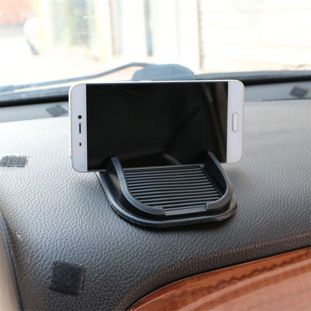 Color mi vida tablero de coche almohadilla adhesiva estera antideslizante Gadget teléfono móvil GPS soporte Interior artículos accesorios para el estilo del coche