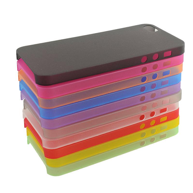 Capa de telefone para iphone 8 7 plus casos fino fosco duro caso de plástico para iphone x xs max xr 7 6 s plus 5c 5 5S se 5c casos coque