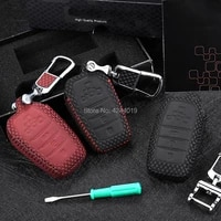 luckeasy car keychain keyring key bag key fob central key cover for toyota camry highlander rav4 prado corolla 86