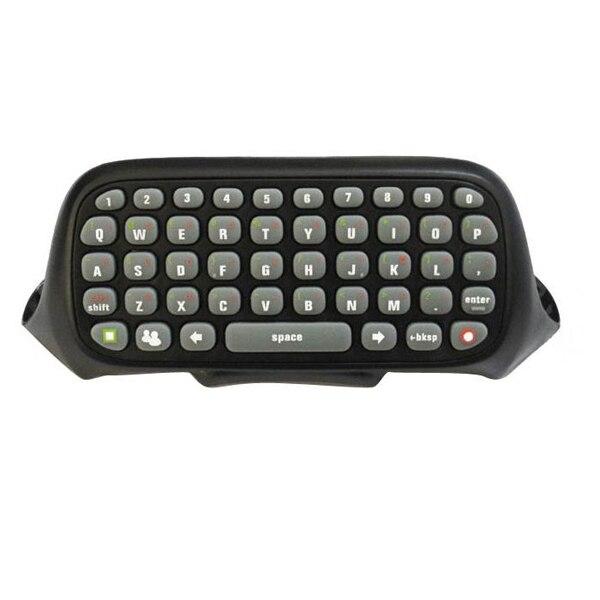 OSTENT teclado para Microsoft Xbox 360 controlador inalámbrico Gamepad Windows Live videojuego