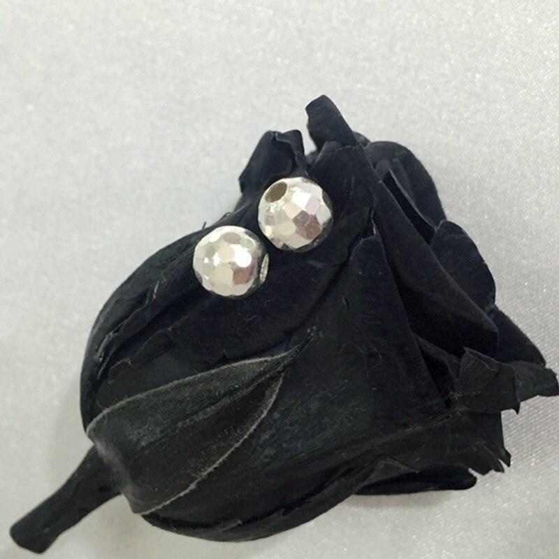 """""""Falso uma penalidade dez"""" seção 6mm 30 pces/5g 925 prata esterlina jóias espaçadores contas descobertas jóias acessórios"""