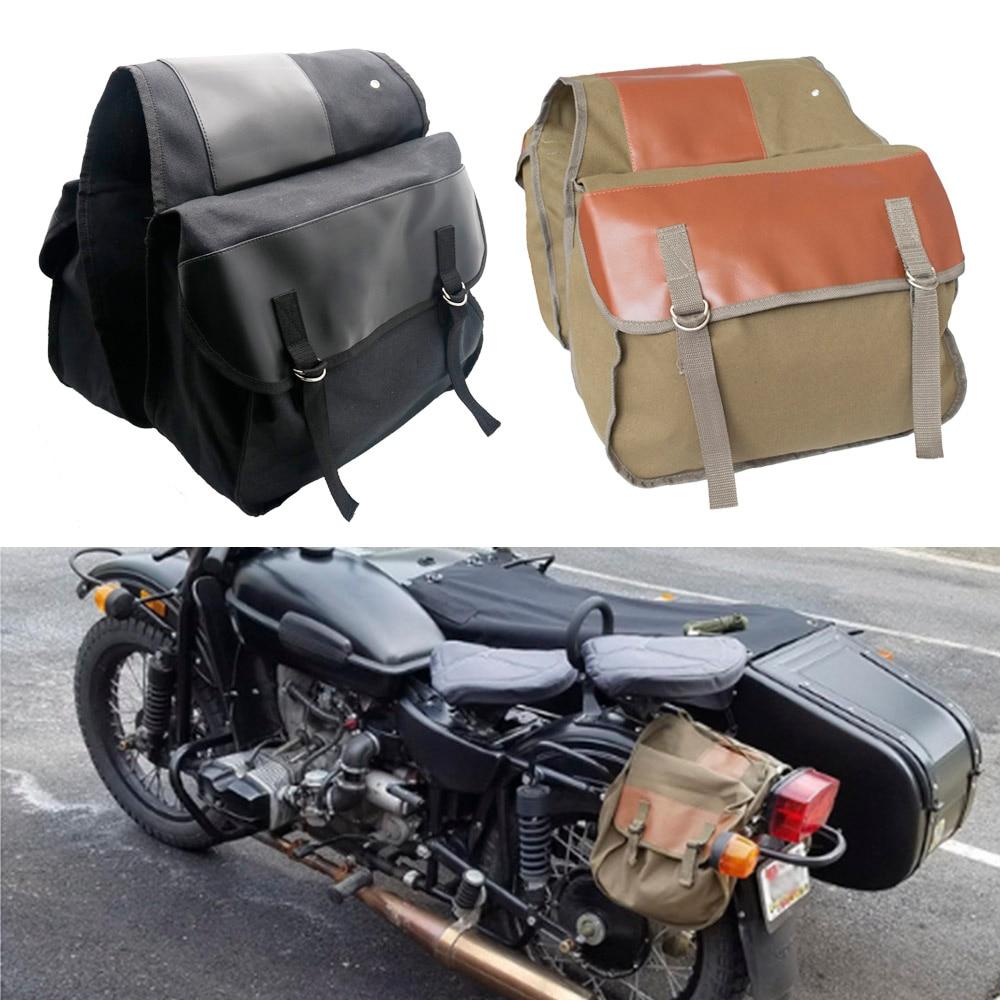 Motorcycle Bag Saddlebag Travel Knight Rider for Yamaha For BMW Kawasaki Waterproof saddle bag For Triumph Bonneville