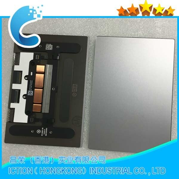 Original A1534 año 2015 Color gris Touchpad para MacBook Retina 12 A1534 Trackpad táctil
