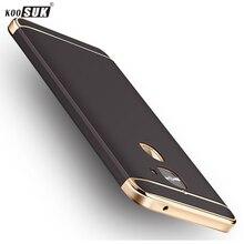 Letv LeEco Le 2 étui X620 X527 couverture nouveau 3in1 boîtier dur placage téléphone couverture arrière pour Letv LeEco Le 2 Pro X25 X20 Le S3 X626