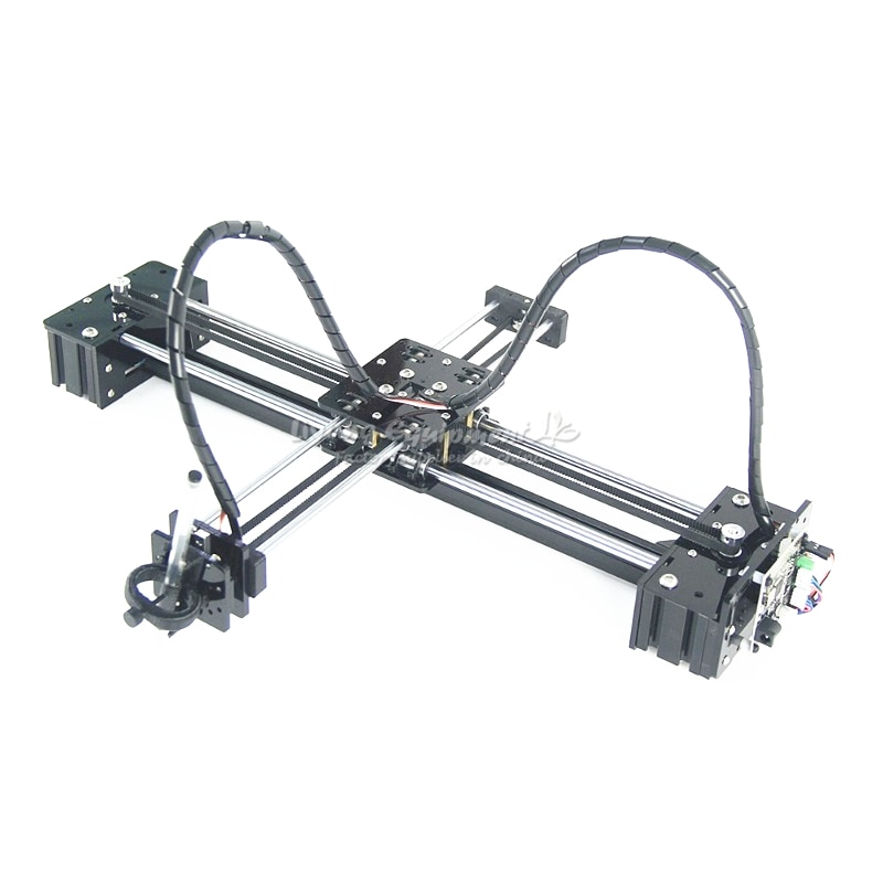 LY A4 trazador XY pluma dibujo escritura grabado Robot máquina soporte láser 500MW 2500MW 5500MW 7000W 10000W 15000W