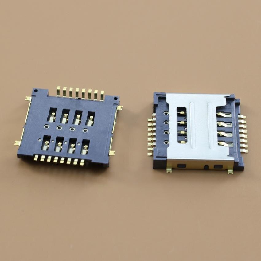 YuXi nueva marca bandeja con ranura para tarjeta SIM adaptador para Lenovo S850E A690 S720 A800 P90w A780 A520 A580 del teléfono celular