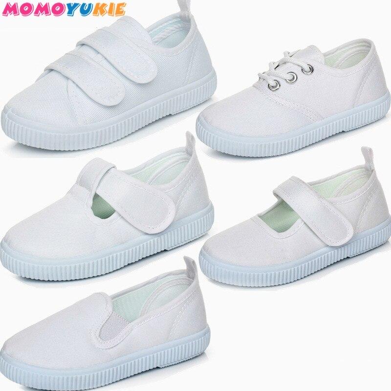 Spring Girls Boys Sport Shoes Antislip Soft Bottom 2019 children Baby Sneaker Casual Kids Flat Sneak