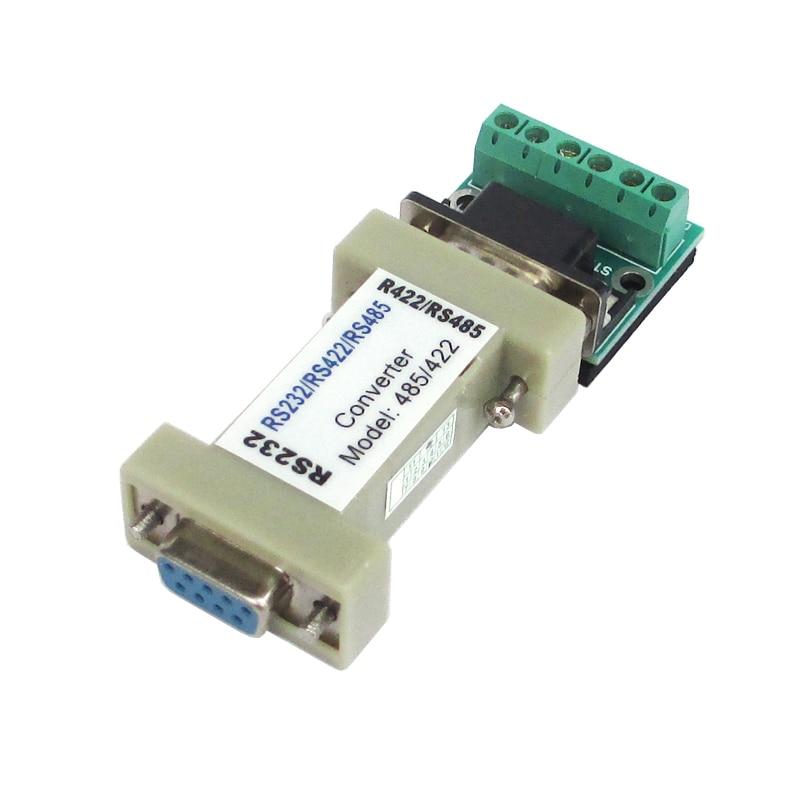 10 stks/partij Seriële RS-232 RS232 serieel naar RS485/RS422 485/422 Converter