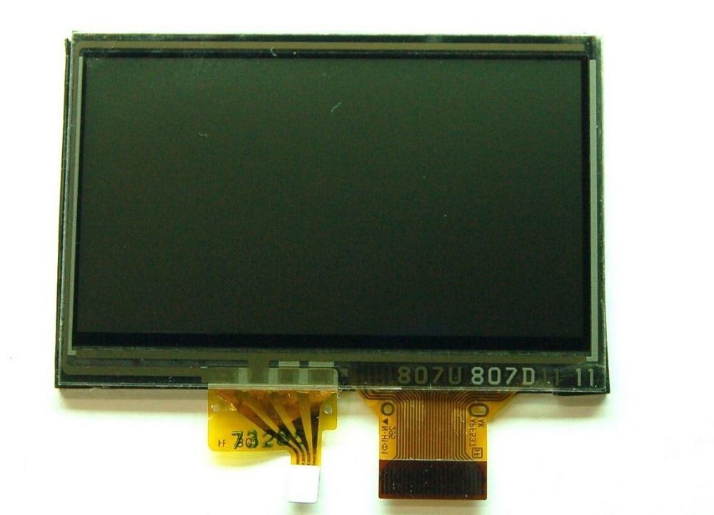Nova tela lcd para sony HDR-HC1E HVR-A1C hc1e a1c dcr-hc42e hc43e hc46e hc48e hc90e hc96e câmera de vídeo + toque