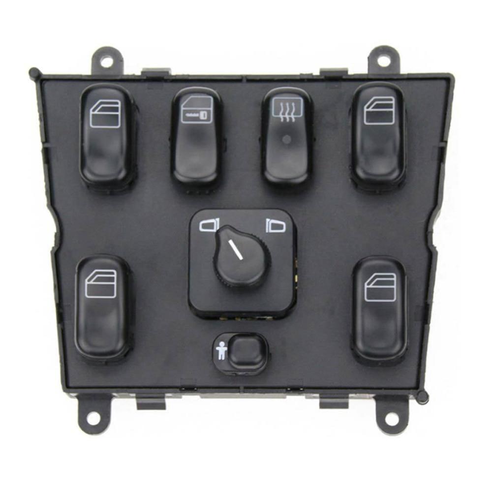 Interruptor de ventanilla eléctrica 1638206610 para mercedes benz ml w163 ml320 1998-2002 1998 A