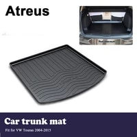 atreus car trunk cargo liner tray protection blanket for vw touran 2004 2005 2006 2007 2008 2009 2010 2011 2012 2013 2014 2015