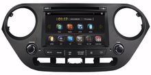 Gps (옵션), 오디오 라디오 스테레오, usb/sd, aux, bt/tv, 현대 i10 용 차량용 멀티미디어 헤드 유닛이 장착 된 7 인치 인-대시 차량용 dvd 플레이어