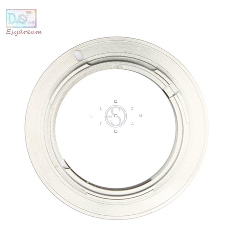 Anillo adaptador de montura de cobre M42-AF para cámara Sony Alpha lente...