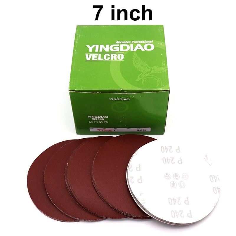 1000grit 100pc A Lot Sander Disc Sanding Pad Polishing Pad Sandpaper 2inch 50mm Tools Workshop Equipment Sander Parts Accessories