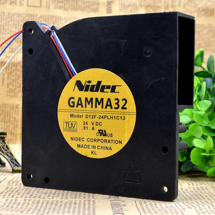 Carcasa ventilador disipador de calor para NANILUO 100% nuevo D12F-24PLH1C13 24 V 0.91A 12032 3560C ventilador de refrigeración