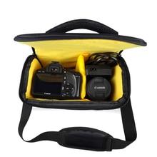 Sac dappareil photo reflex numérique étui dépaule étanche pour Nikon D5300 D3400 P900 B700 D7200 D3300 D7500 D5200 D5600 D90 D810 D3200 D7100 D800