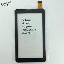 7 pouces P031FN10869A capteur décran tactile pour Explay Hit/S02 3G, huîtres T72HM 3G T7V tablette PC