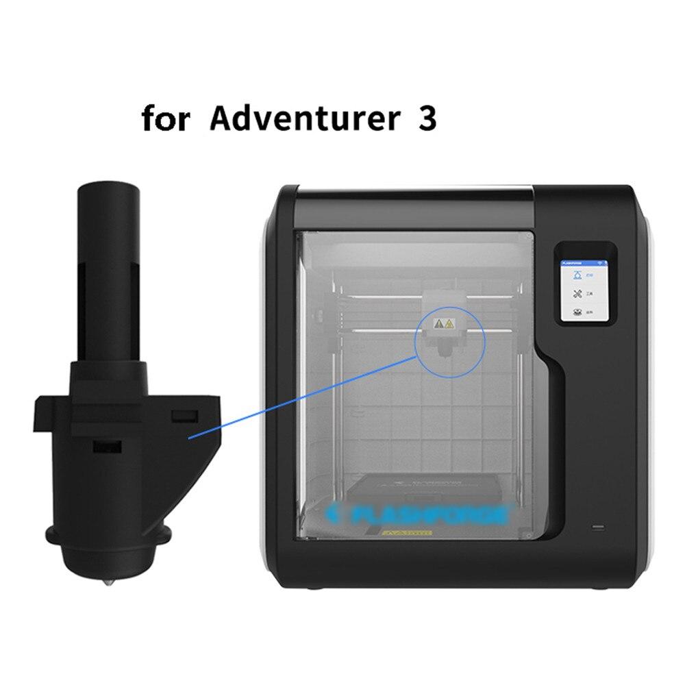 1 Uds 3D impresora de asamblea de salida Hotend Kit para Flashforge aventurero 3 3D impresora especial Accesorios