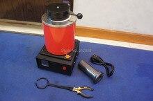 digital electric melting furnace 70 oz (2 kg) 1100 c  , melting gold silver scrap jewelry & METALS REFINERS