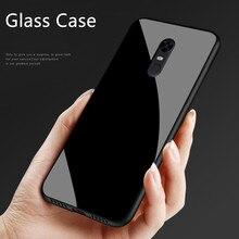 Global Version For Xiaomi Redmi 5/Redmi 5 Plus Case Silicone Soft Frame+Glass Black Cover Accessory On Xiomi Redmi5 Fundas Coque