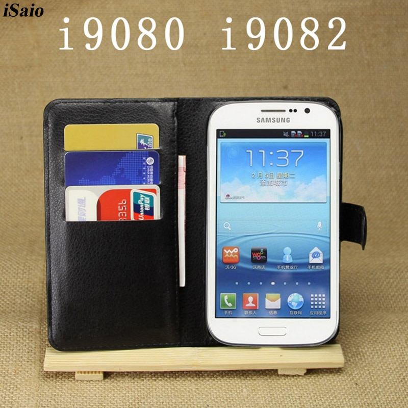 Funda tipo billetera para Samsung Galaxy, Grand Neo Plus, I9060i, I9060, gt-I9060i,...