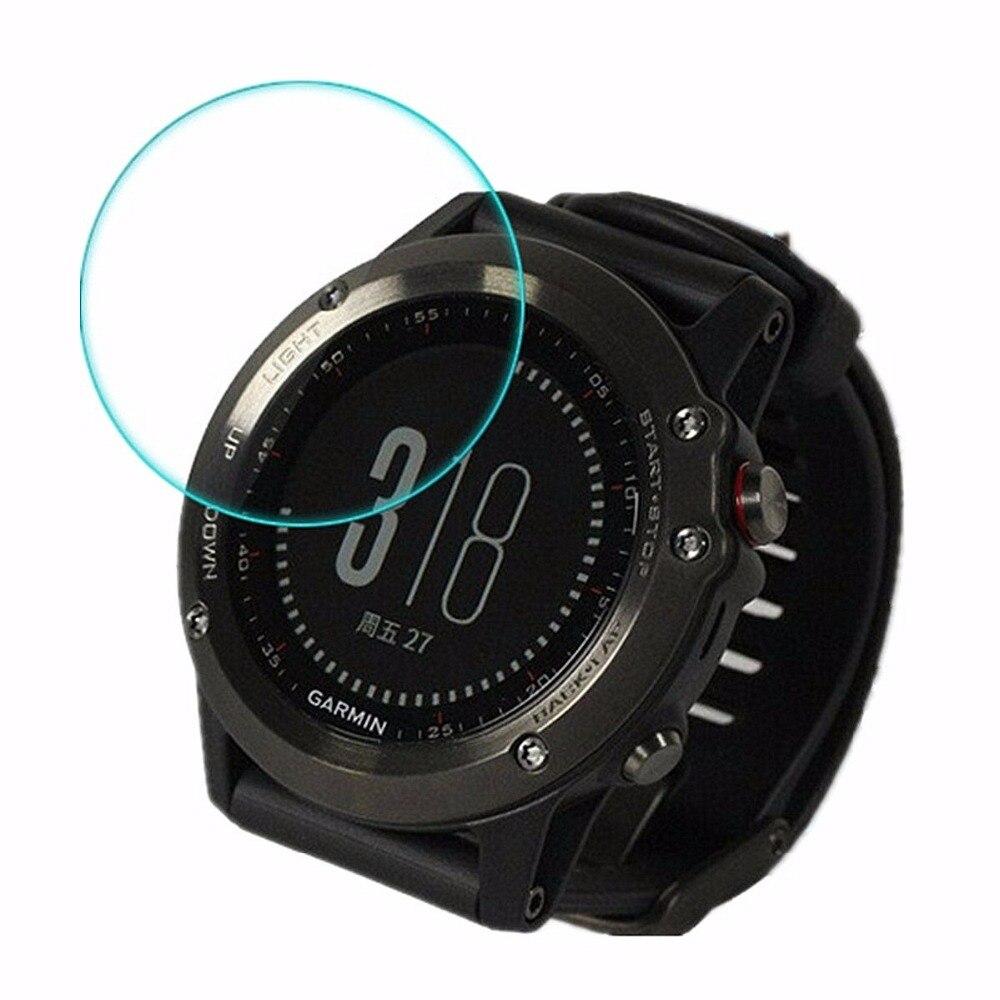 Защитная пленка от царапин для часов Garmin Fenix 3