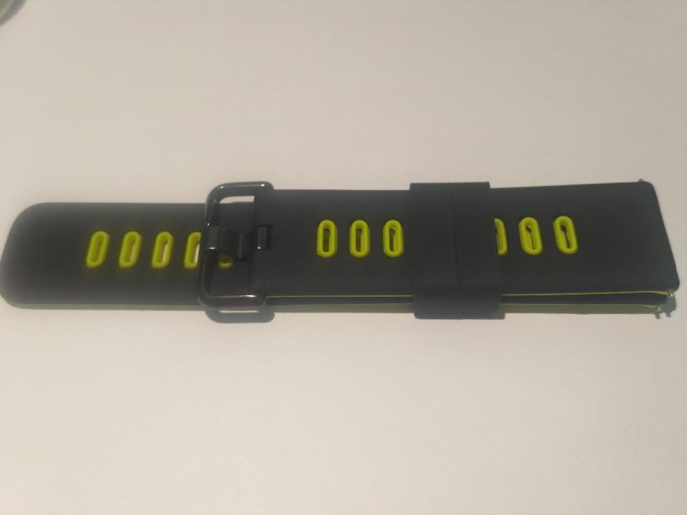 Free Shipping Original Kingwear GV68 Smart Watch Belt 3 Colors for Choose