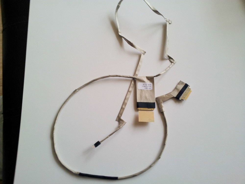 Original para Lenovo G500 G505 G510 G500s G505s pantalla LCD flexible Cable de cinta DC02001PR00