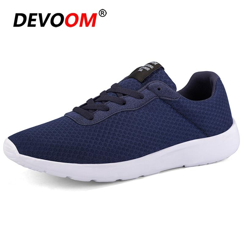 Novo 2019 moda masculina sapatos casuais primavera verão respirável malha de ar dos homens sapatilha grande tamanho 47 tênis para homens chaussures hommes