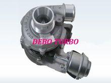 NEW GT1544V/740611 28201-2A110 Turbo Turbocharger for KIA Cerato Rio,HYUNDAI Matrix Getz,D4FA D4FB 1.5L 1.6L 102HP 116HP