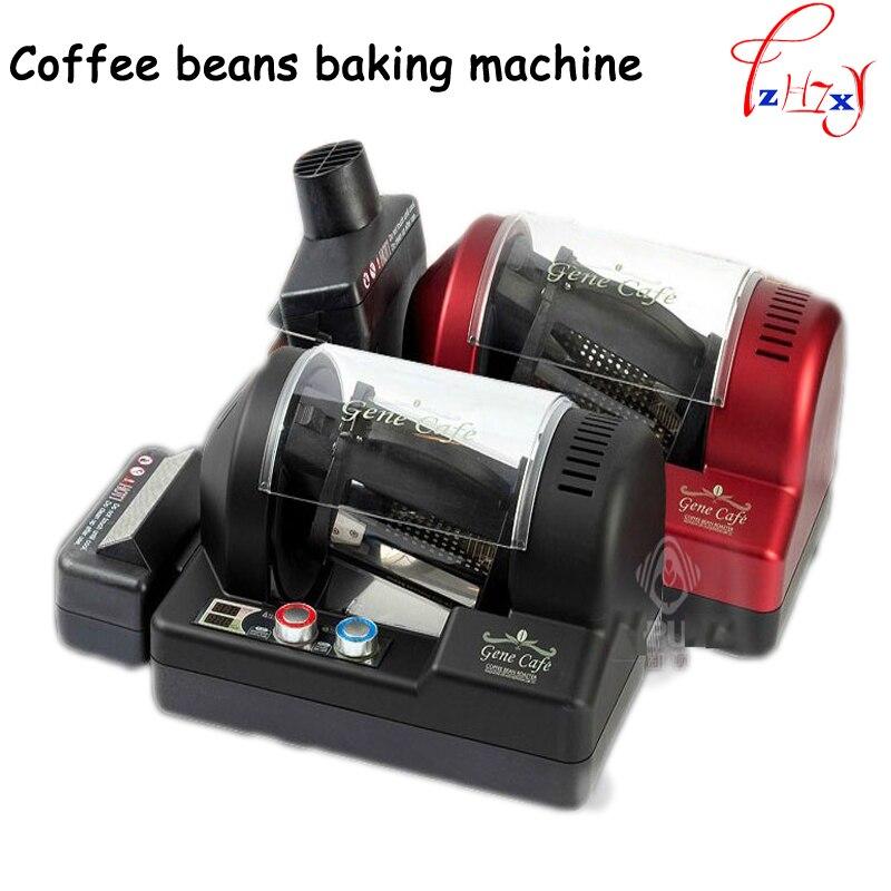 3D חם אוויר מכונה קליית קפה מלא אוטומטית קפה לצליה/קלוי פולי קפה/קפה שעועית אפיית מכונה 300g
