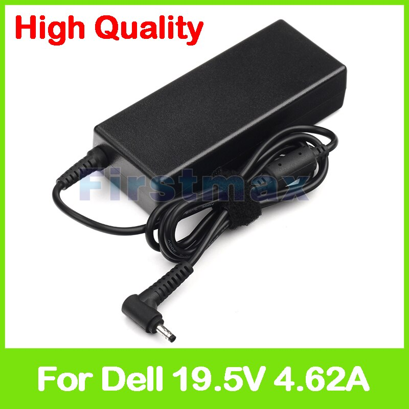 19.5 V 4.62A laptop AC carregador adaptador de alimentação para Dell Inspiron One 20 3043 0Y4M8K CT84V PA-1900-32D4 LA90PM111