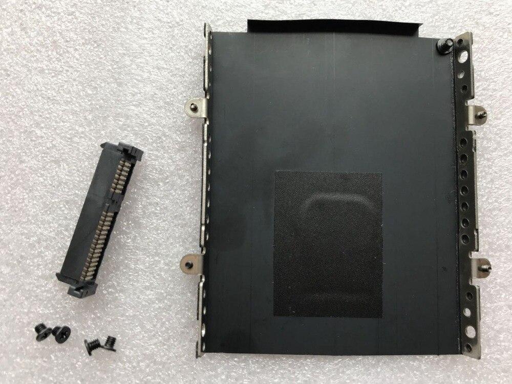 Nuevo para original HP EliteBook Folio 9470M 9480M HDD SSD disco duro SATA adaptador interpositor con soporte caddy tornillo