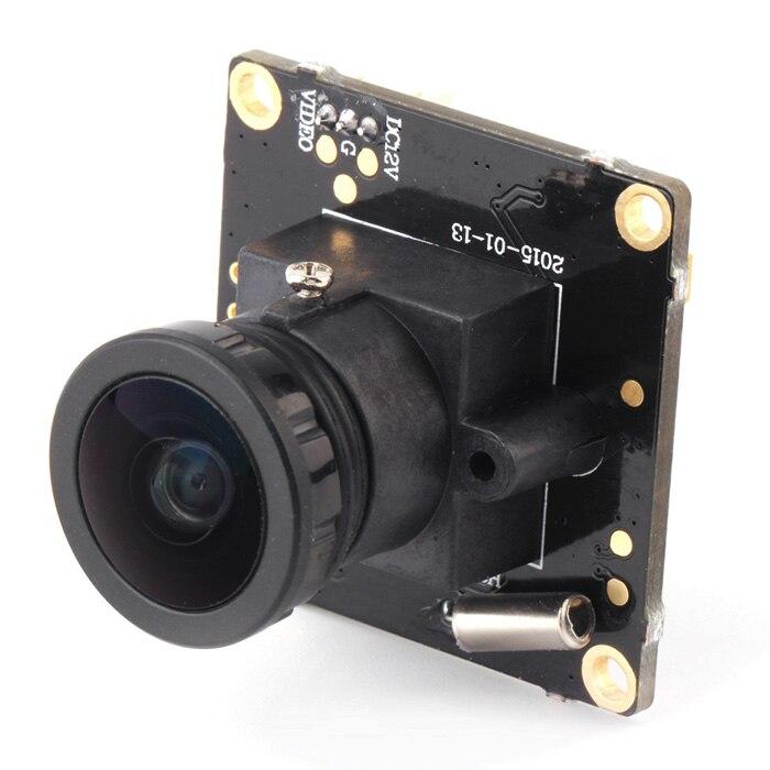 Xiangtat 2.1mm obiektyw HD 700TVL CCD OSD D-WDR PCB małe szeroki kąt kamery FPV zestaw dla FPV DIY quadcopter