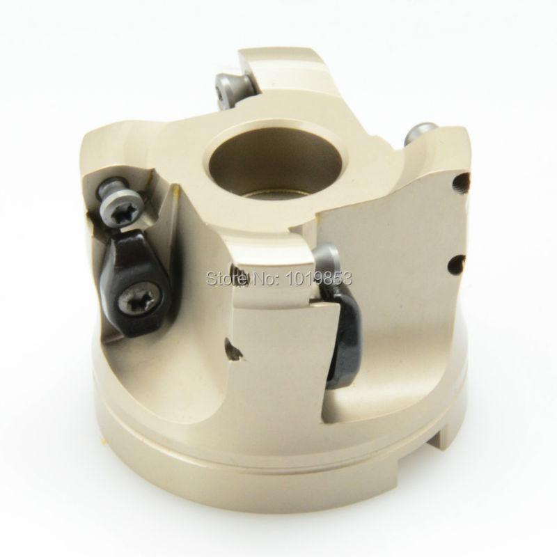 SKS08-63-22-4T alta velocidad de avance de plaquitas de fresado cortador de molino para WDMW080520ZTR insertos de carburo