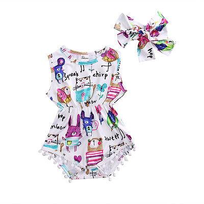 Adorable pelele infantil para niña, mono con estampado de diadema, traje de verano, peleles para niñas