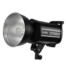 Godox QT600II 600WS GN76 1/8000s lumière stroboscopique Flash haute vitesse avec système sans fil 2.4G intégré