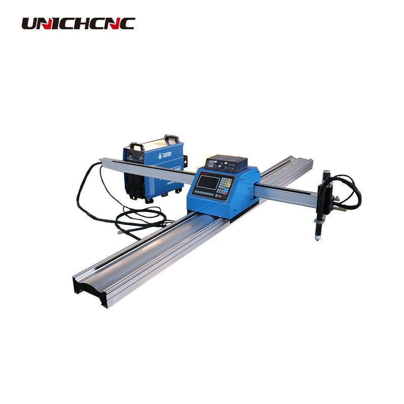 Máquinas de corte por plasma cnc portátiles de metal mini profesional