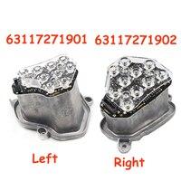 Left & Right Car LED module 63117271901 63117271902 For BMW 5 Series F10 F11 2010-2013 Bi-Xenon High Quality