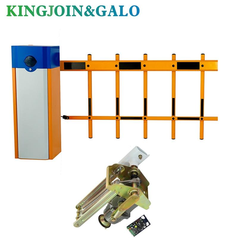 High-end waterproof automatic parking barrier door