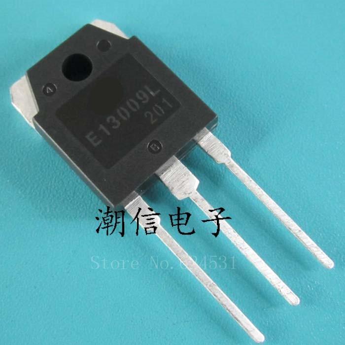 Punto Caliente 10 piezas E13009L de alta potencia de conmutación transistor nuevo