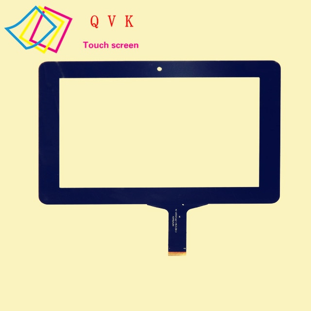 Tableta de 7 pulgadas para Ainol Novo 7 Venus/Novo 7 fuerza/Ergo Tab Venus panel digitalizador de pantalla táctil vidrio de repuesto Sensor