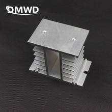 SSR soild реле радиатора ребра другие запасные части 80*50*100 мм Большой рассеивающий радиатор