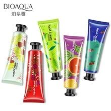 BIOAQUA Plant flavor Hand Cream Set Moisturizing Hydra Moisturizing Nourishing Anti-chapping Whiteni